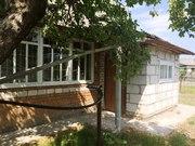 Дачный участок с домом,  гаражом с ямой,  в черте города